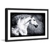 Marmont Hill 'Andalusian' Framed Graphic Art Print on Paper