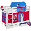 Wrigglebox Belle Spiderman Standard Bunk Bed