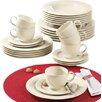Seltmann Weiden Orlando Fine Cream 30 Piece Dinnerware Set, Service for 6