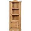 Home & Haus Brigite Corner Display Cabinet
