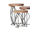 WerkStadt Wood 2 Piece Nest of Tables