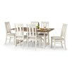 Laurel Foundry Lombardy Dining Table and 6 Chairs