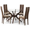 Langley Street Chelsea Dining Table and 4 Chairs
