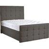 Home & Haus Isabel Divan Bed with Mattress