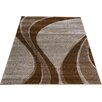 Castleton Home Finsbury Dark Beige/Brown Area Rug