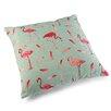 Hokku Designs Flamingo Scatter Cushion