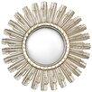 Wildon Home Sundial Accent Mirror