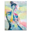 Artist Lane 'Garden Lover' Acrylic Painting Print on Wrapped Canvas