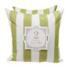 Home Accent Pillows Outdoor Throw Pillow (Set of 2)
