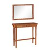 Château Chic Console Table and Mirror Set