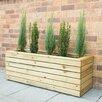 Bel Étage Linear Long Timber Planter Box