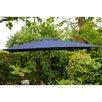 dCor design Oxford Garden 3 x 2m Rectangular Market Parasol
