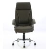 Home & Haus Penza Leather Executive Chair