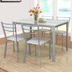 Home Loft Concept Athene Dining Table and 4 Chairs