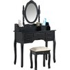 Prestington Olivia Dressing Table Set with Mirror