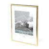 Zipcode Design Metal Matted Photo Picture Frame