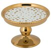 Rosdorf Park Bailey Hearts & Dots Beaded CakeCup Stand