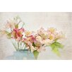 Marmont Hill 'Alstroemeria' by Sylvia Cook Graphic Art on Wrapped Canvas