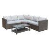 Prestington Marlow 5 Seater Corner Sofa Set