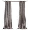 Lochleven Blackout Thermal Single Curtain Panel Amp Reviews