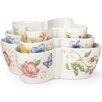 Lenox Butterfly Meadow 3 Piece Nesting Serving Bowl Set