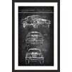 Marmont Hill 'Shelby Mustang' Framed Graphic Art Print