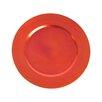 Red Barrel Studio Boxelder Classic Design Charger Plate (Set of 4)