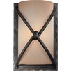 Loon Peak Barleria 1-Light Wall Sconce