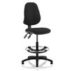 Home & Haus Eclipse II Lever Task Operator Mid-Back Desk Chair