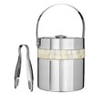 Castleton Home Mother of Pearl Ice Bucket