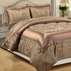 Imperial Homeware London Betty Jacquard 3 Piece Bedspread Set