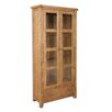 Three Posts North Castle Display Cabinet