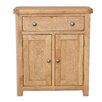 Three Posts North Castle 2 Door 1 Drawer Cabinet
