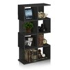 """Varick Gallery Andrade Eco 49"""" Accent Shelves Bookcase"""