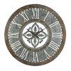 One Allium Way Oversized 91cm Wall Clock