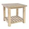 Alpen Home Bearpaw Side Table