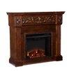 Astoria Grand Bouganville Espresso Electric Fireplace