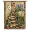 Fleur De Lis Living Roberta Tuscan Villa II Small by Roger Duvall, Roger Tapestry