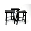 """Darby Home Co Elinor 24"""" Bar Stool (Set of 3)"""