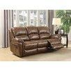 Hazelwood Home Fareham 3 Seater Reclining Sofa