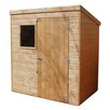 Mercia Garden Products 6 x 4 Wooden Storage Shed