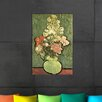 Art Plaza 'Vase with Roses' by Vincent Van Gogh Painting Print