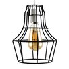 MiniSun Courtney Basket 19cm Metal Pendant Shade