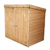 Mercia Garden Products 5 x 3 Wooden Shiplap Storage Shed