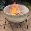 Gardeco Jumbo Fire Bowl Chimalin Tabletop Fireplace
