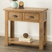 Hazelwood Home Glenmuir Console Table