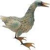 House Additions Metal Duck Garden Statue