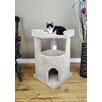 "New Cat Condos 34"" Premier Corner Roost Cat Tree"