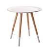 Zuiver Two Tone White Side Table