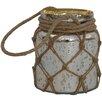 Hazelwood Home Glass Jar Lattern